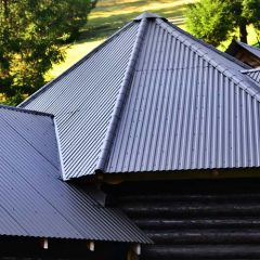 Prix d'une toiture en bac acier