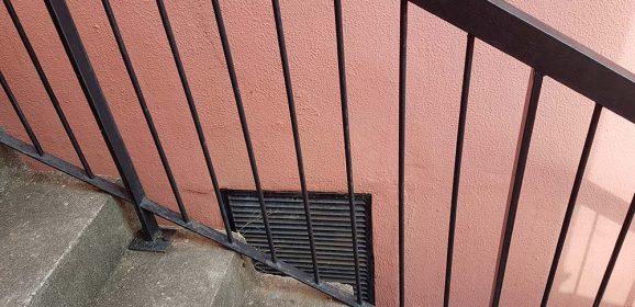 Ventilation d'un vide sanitaire