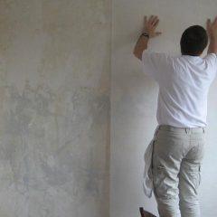 Poser du papier peint sur du placo