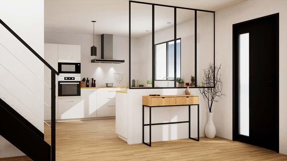 prix de pose d 39 une verri re. Black Bedroom Furniture Sets. Home Design Ideas