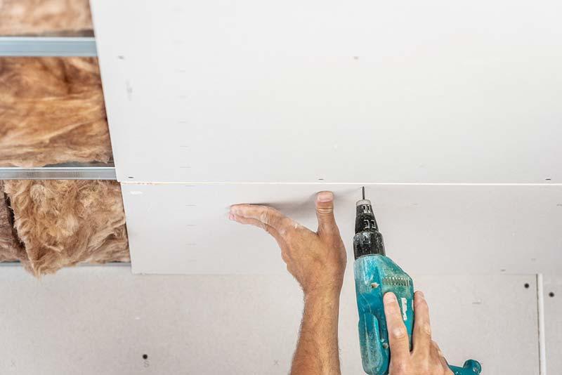 exemple devis faux-plafond placo
