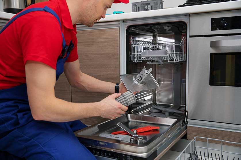 installer lave vaisselle cuisine