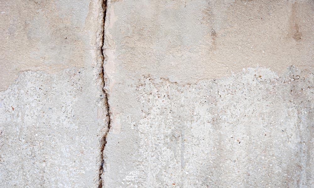 Fissures Sur Le Mur Porteur Solution Et Prix