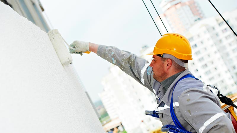 tarif peinture facade
