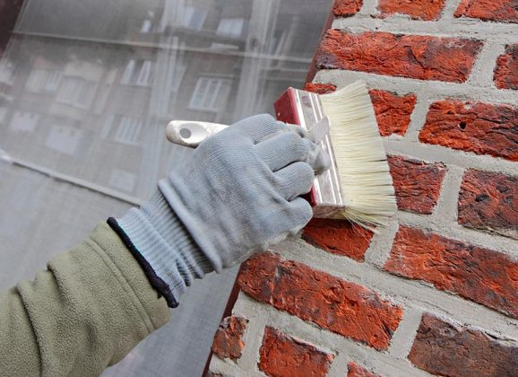 Imperméabiliser une façade: prix et application