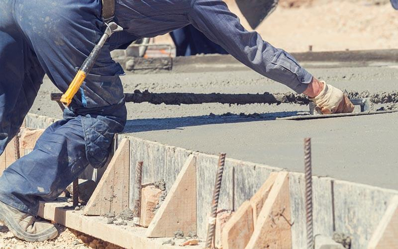 coffrage dalle beton