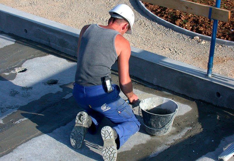 dalle beton effrite que faire