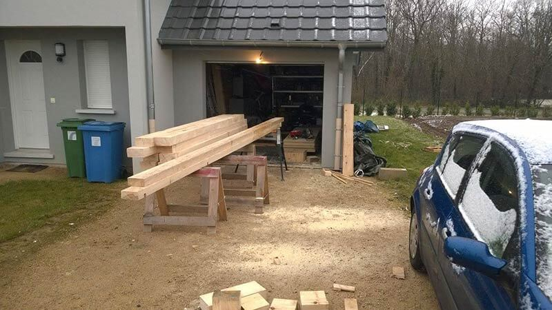 comment faire mezzanine garage