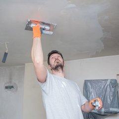 Enduire un plafond, combien ça coûte ?