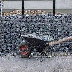 Poser un mur en gabion