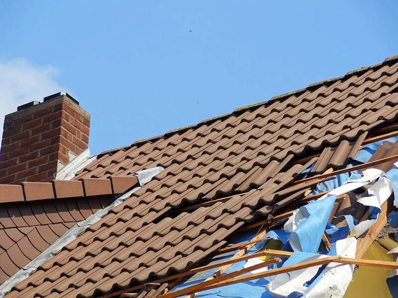 prix reparation toiture