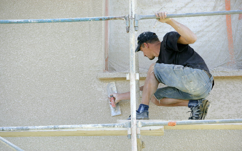 facteurs pris rénovation de façade extérieure
