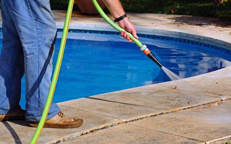 réussir hivernage piscine