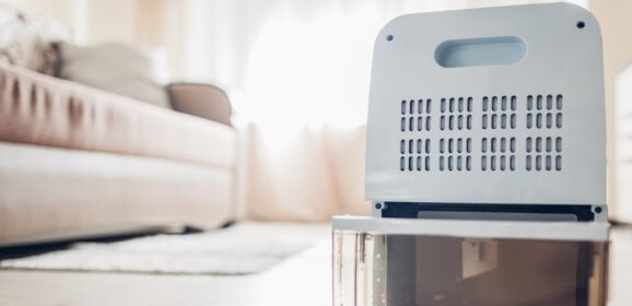 Déshumidificateur d'air électrique : lutter contre l'humidité