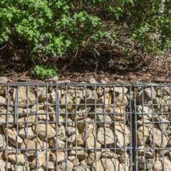 Prix d'un mur en gabion