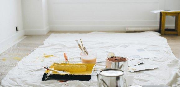 Prix d'application d'une peinture intérieure anti-humidité