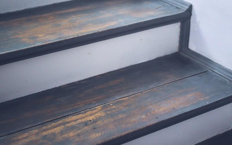 les types d'entretiens d'un escalier en bois