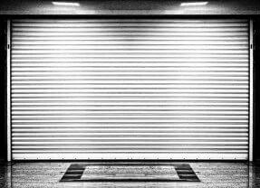 Sécuriser une porte de garage
