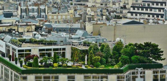 Prix d'aménagement d'un toit-terrasse