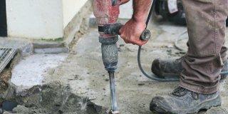 reparer dalle beton endommage