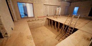 comment construire sous-sol
